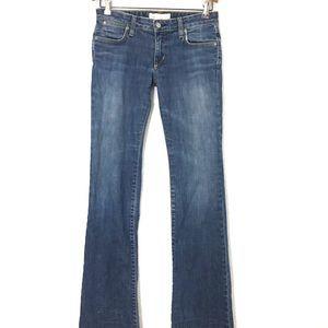 PAPER DENIM & CLOTH Dark Denim Jeans
